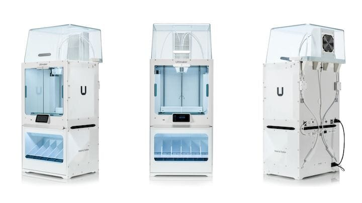 Ultimaker Releases Closed Environment Features For Production Capability