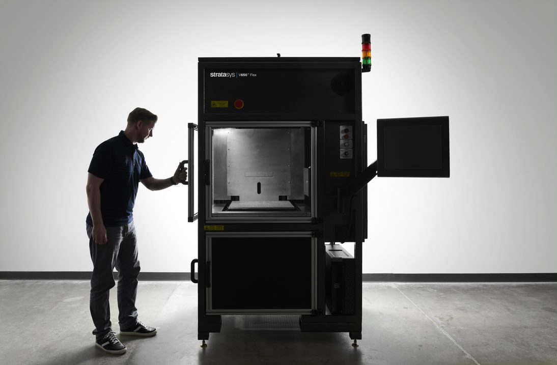 Stratasys Introduces Two New 3D Printers, Including First SLA