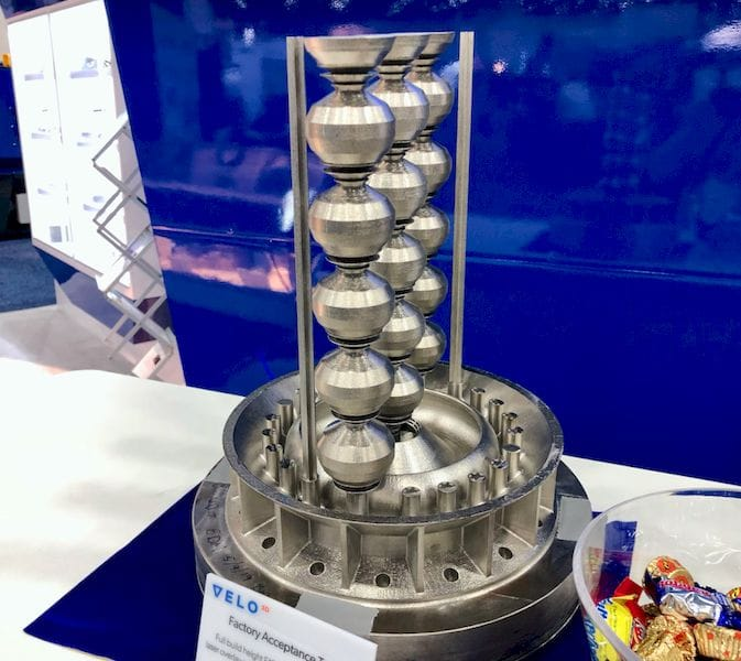 "Secrets Behind VELO3D's Decision To Build A ""Stretch"" Metal 3D Printer"