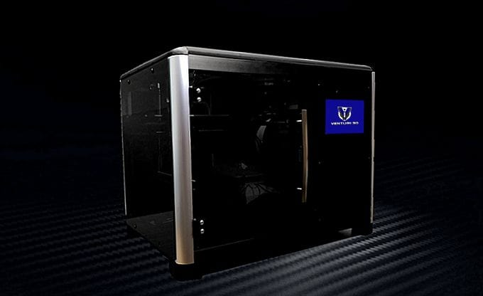 Venturi 3D Steps Up