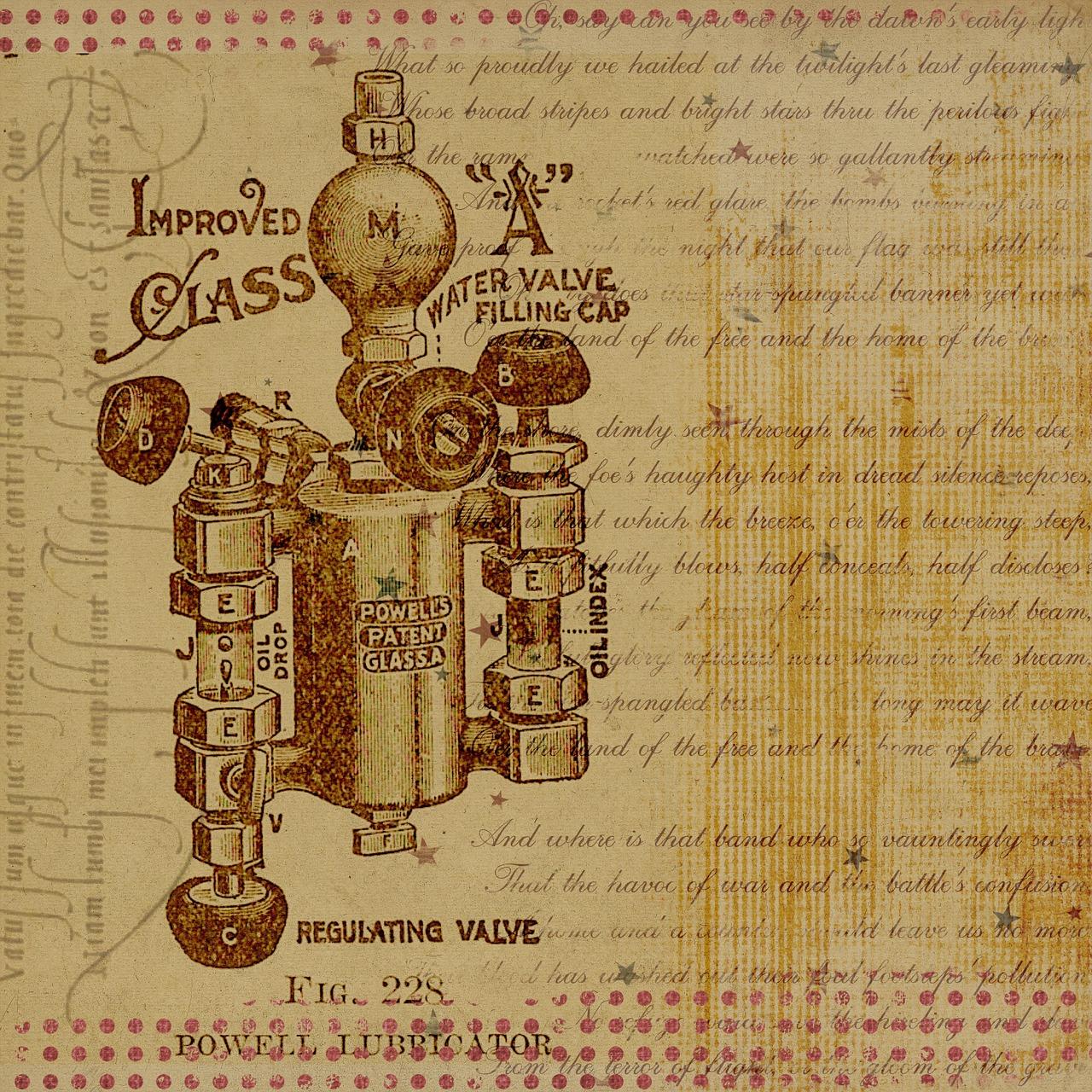 A classic patent; today's patents are far more complex