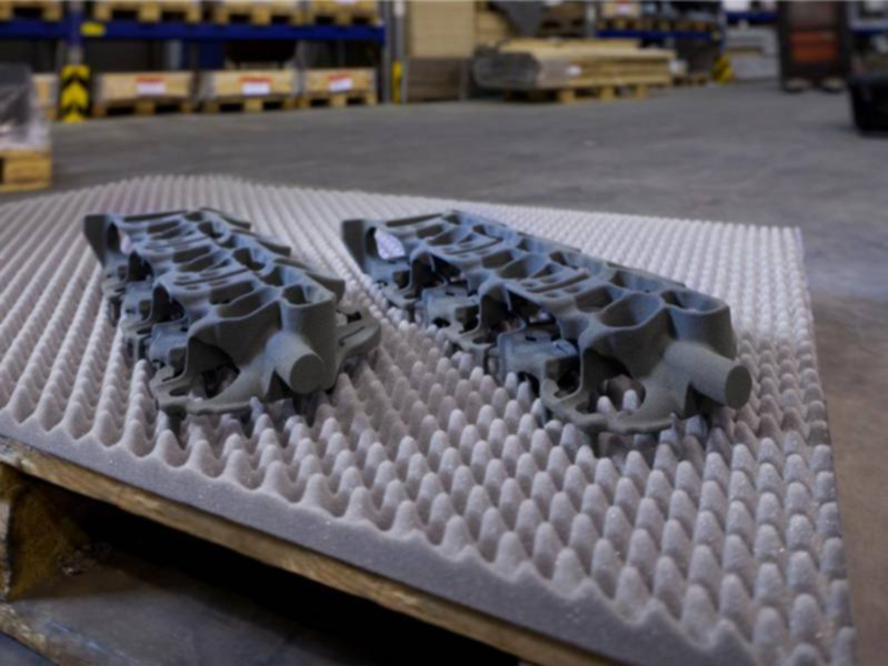 Mass Production At The Core: voxeljet's High-Volume Additive Manufacturing Moves