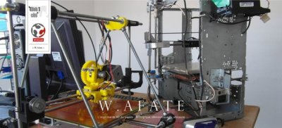 A 3D Printer From Togo
