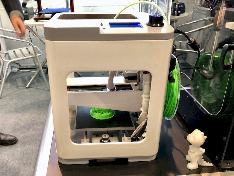 Desktop 3D Printers from Weedo