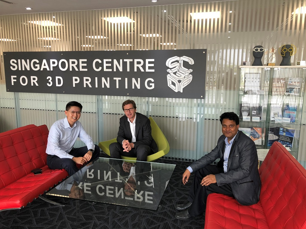 , 3D Printing as a Sea Change Technology: A Conversation with DNV GL