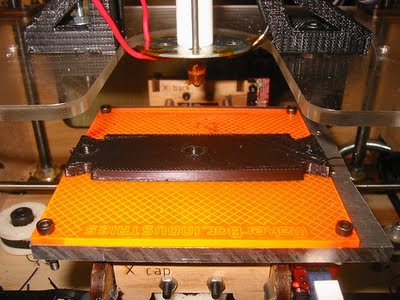 Pleasant Tuning of a MakerBot
