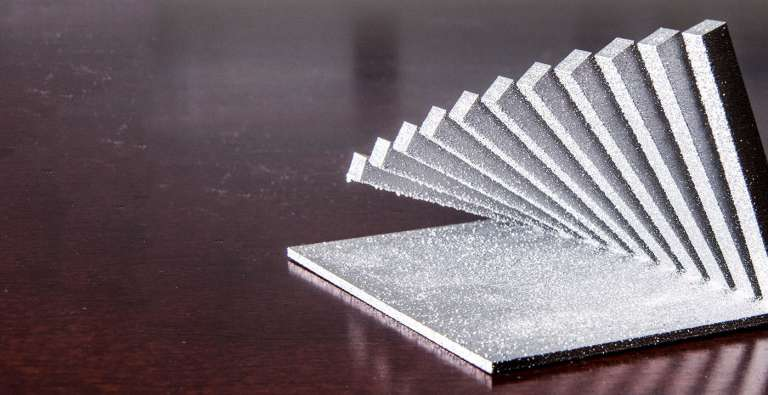 A metal 3D print from Xometry [Image: Xometry]