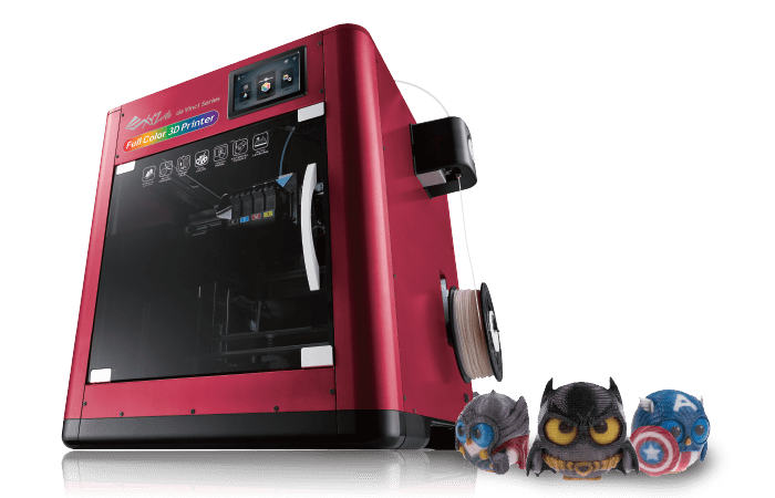 What's This? Another Full Color Desktop 3D Printer?