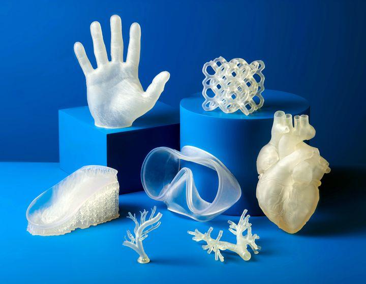 Tipuri de rasina 3D