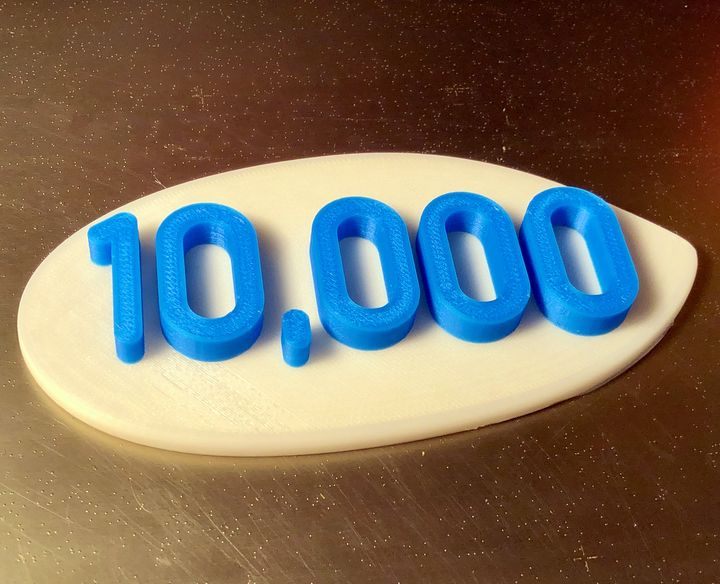Experiences & Takeaways: 10,000+ 3D Printing Articles