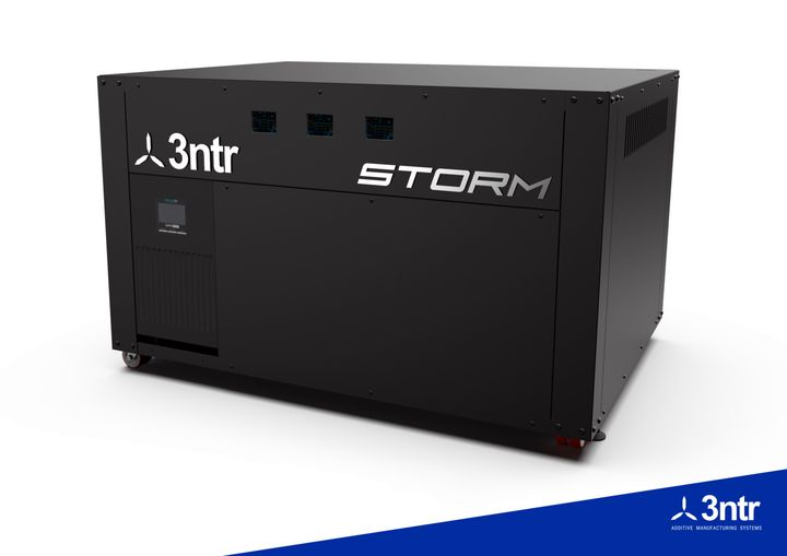 Plural Additive Manufacturing Working With 3ntr