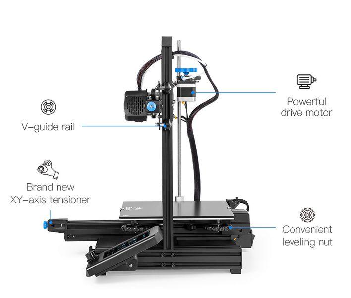 Creality's Lastest 3D Printer, The Ender 3 V2