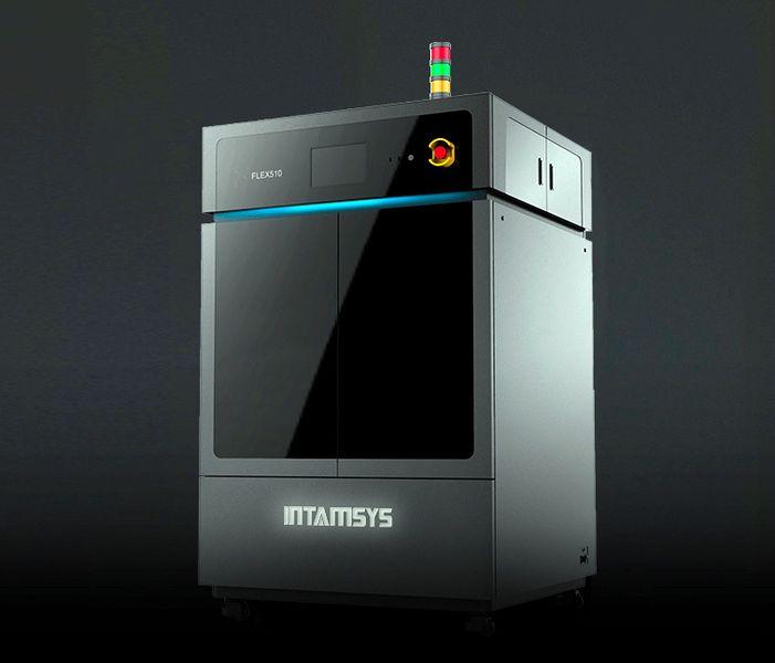 INTAMSYS' New High-Speed Flexible 3D Printer
