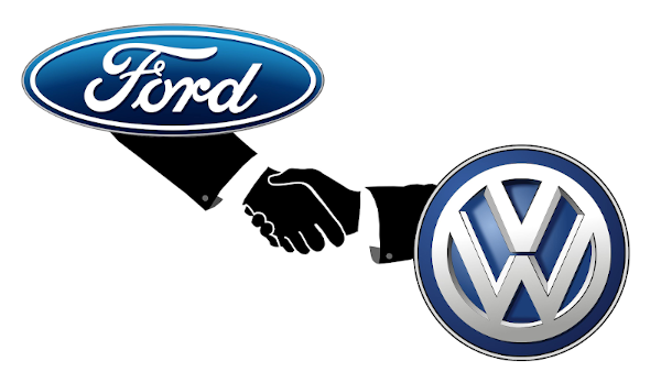 Ford/Volkswagen Co-Production And 3D Printing