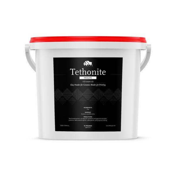 Tethon 3D Releases New Mullite Ceramic Powder For SLS 3D Printing