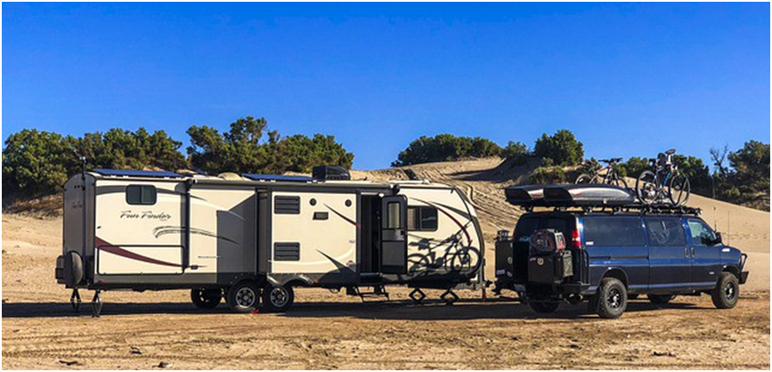 RVs Take To The Road – And Take To 3D Printing