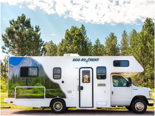 , RVs Take To The Road – And Take To 3D Printing
