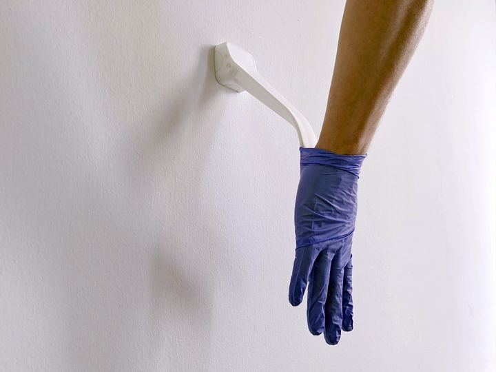 本週設計:卸妝手套