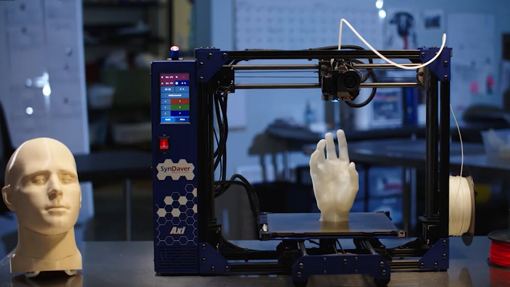 Axi Unveiled: Meet SynDaver's First 3D Printer