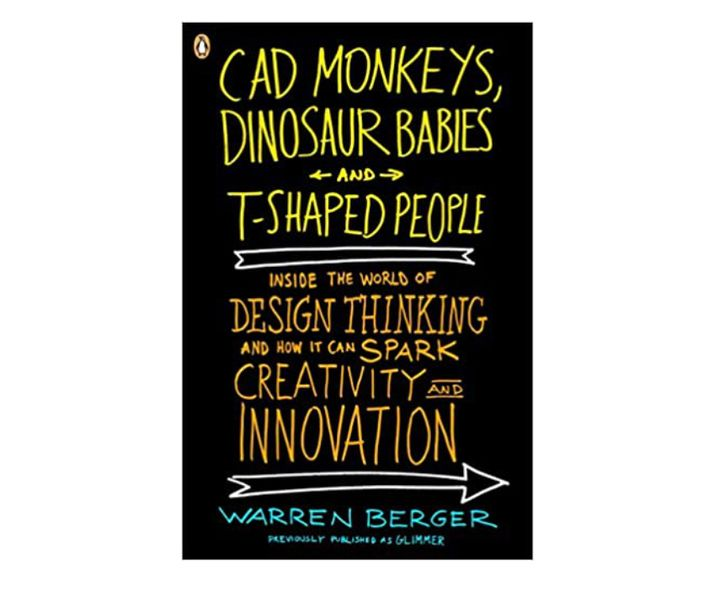Book of the Week: CAD Monkeys, Dinosaur Babies and T-Shaped People