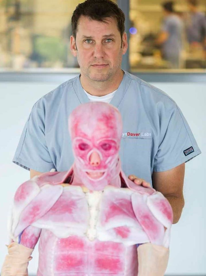3D Printing And Synthetic Cadavers: In Depth With SynDaver