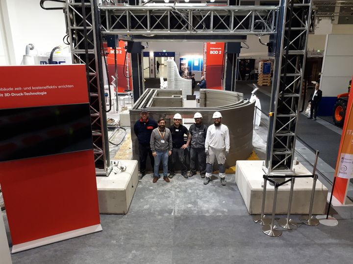 Good News From COBOD And Their Construction 3D Printers
