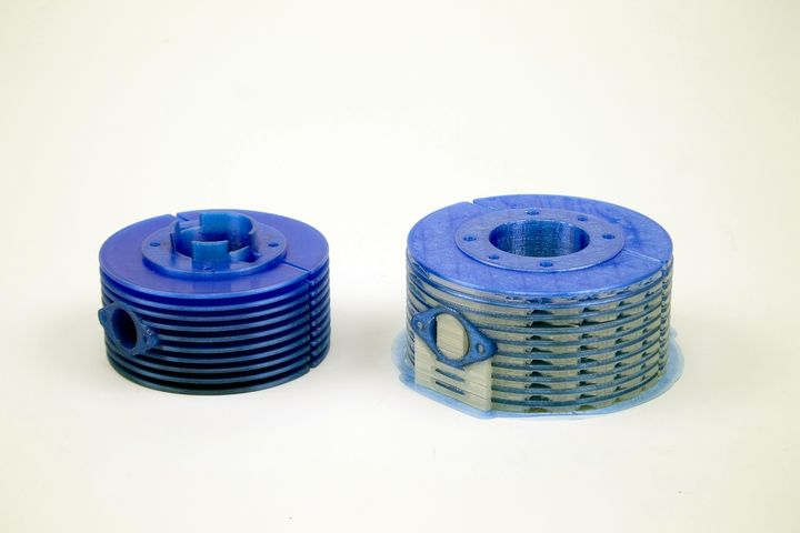 colorFabb Releases First Dissolvable 3D Print Support Material