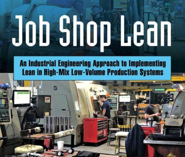 Book of the Week: Job Shop Lean
