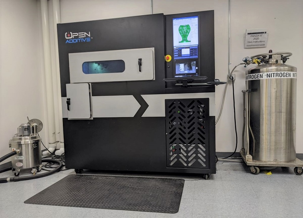 Open Additive Opens Up Metal Additive Manufacturing