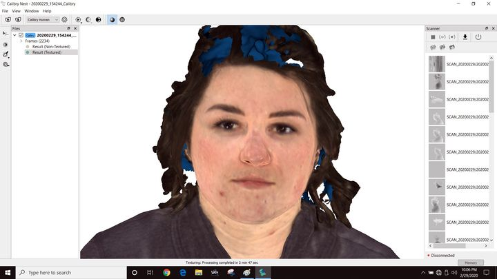 Hands On With The Calibry 3D Scanner, Part 3