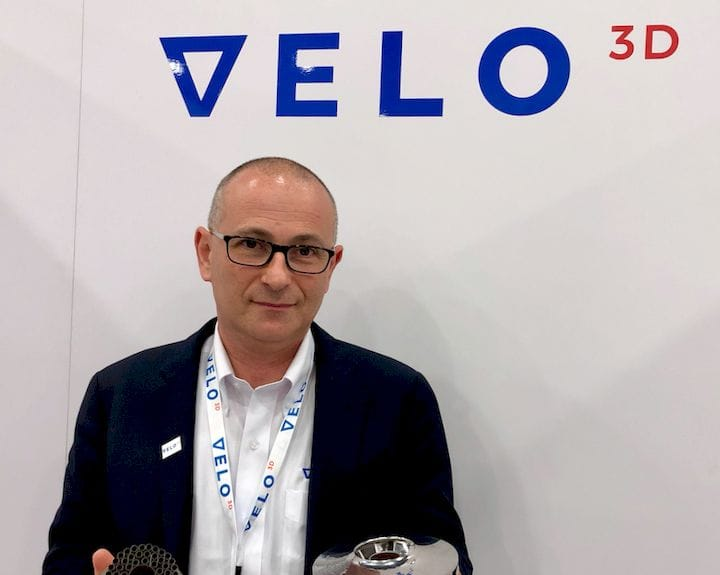 Even More Investment For VELO3D