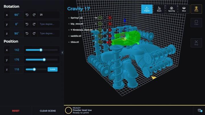 Wematter Updates 3D Print Software