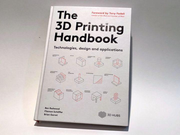 Book of the Week: The 3D Printing Handbook