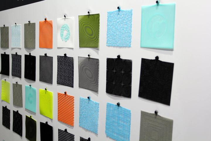 Major Development in 3D Printed Fabric