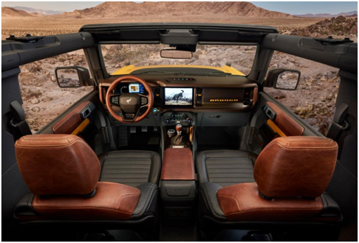 3D Printing Rides The Ford Bronco Again