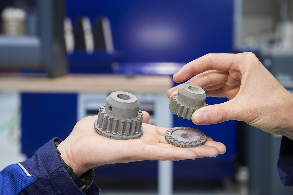 Serious Additive Manufacturing Technology Centers