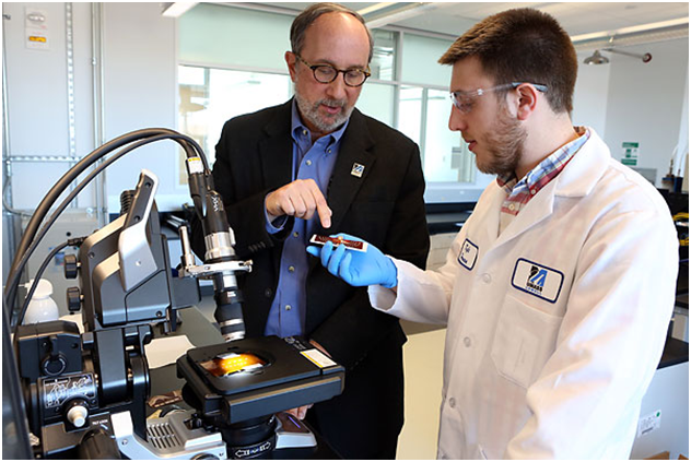 Raytheon-UMass Lowell Research Institute (RURI) and 3D Printing