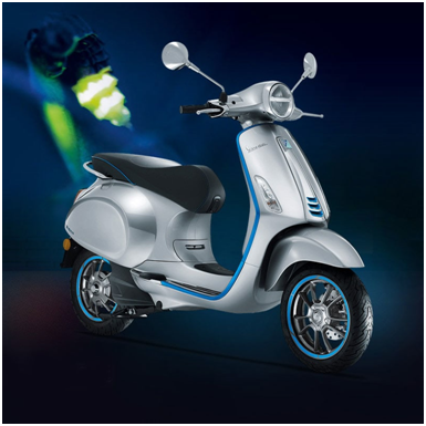 , The Iconic Vespa Meets 3D Printing