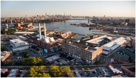 The Brooklyn Navy Yard And 3D Printing