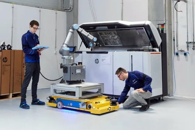 BMW Group Opens New Additive Manufacturing Campus