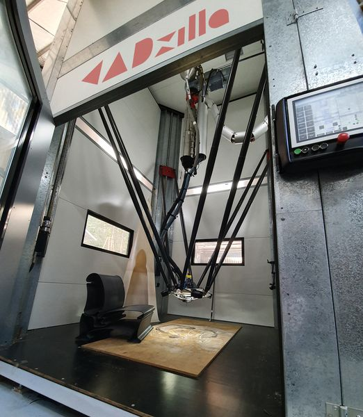 Exploring The Edge Of Gigantic Thermoplastic 3D Printing With CADzilla