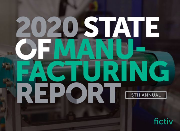 A Walk Through Fictiv's Manufacturing Survey Shows Significant Change Underway