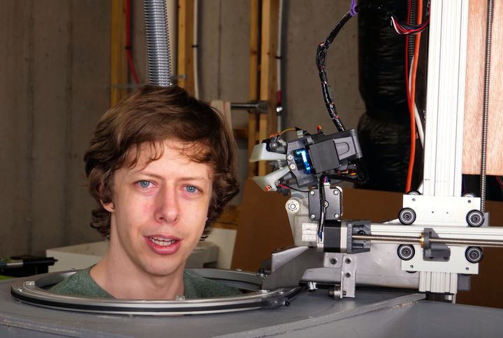Design of the Week: Quarantine Haircut Robot