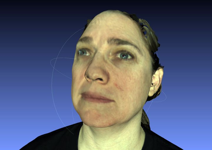Question of the Week: 3D Printing Life-Size Heads