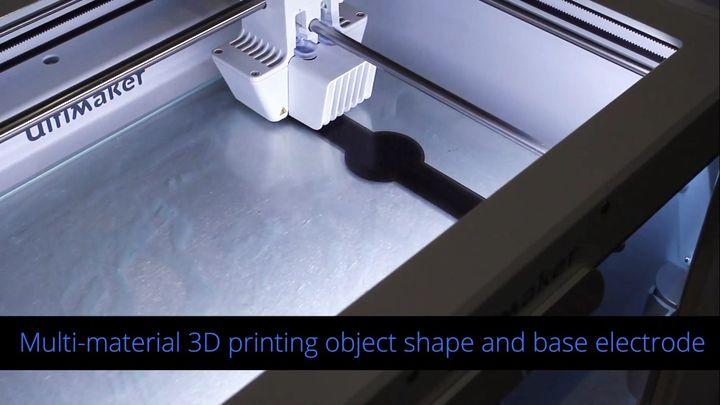 ProtoSpray將3D打印和電致發光塗料混合在一起,創建可以照亮的對象