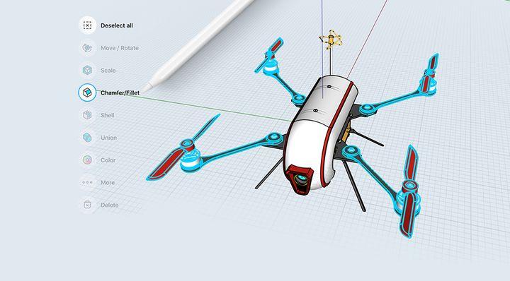 Shapr3D Adds Adaptive UI, Proves 3D CAD Can Be Smarter