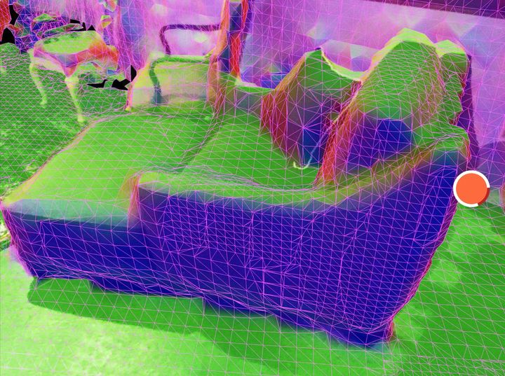 Another LIDAR 3D Scanning App Appears
