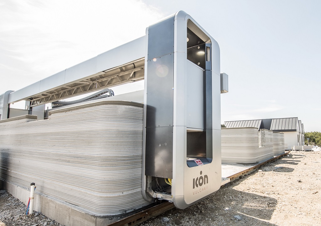 3D Printed Housing Gets A Boost: M For ICON