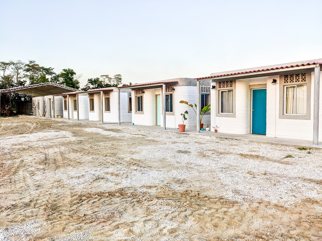3D Printed Housing Gets A Boost: $35M For ICON