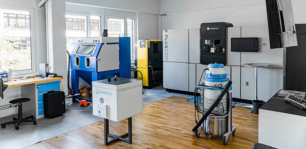 The Rise Of The German 3D Printing Subsidiary